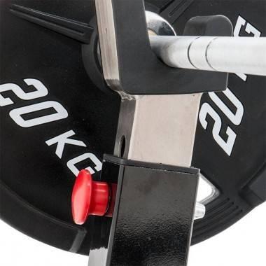 Ławka pod sztangę ATX® OBX-750 Warrior Bench Press | olimpijska ATX - 3 | klubfitness.pl | sprzęt sportowy sport equipment