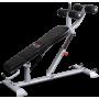 Ławka skośna regulowana BODY-SOLID SAB500 do ćwiczeń mięśni brzucha,producent: Body-Solid, zdjecie photo: 2 | klubfitness.pl | s