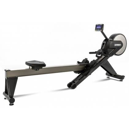 Wioślarz treningowy Spirit Fitness CRW800 | powietrzno-magnetyczny Spirit-Fitness - 5 | klubfitness.pl | sprzęt sportowy sport e