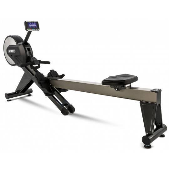 Wioślarz treningowy Spirit Fitness CRW800 | powietrzno-magnetyczny Spirit-Fitness - 1 | klubfitness.pl | sprzęt sportowy sport e