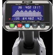 Wioślarz treningowy Spirit Fitness CRW800 | powietrzno-magnetyczny Spirit-Fitness - 9 | klubfitness.pl | sprzęt sportowy sport e