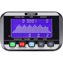 Wioślarz treningowy Spirit Fitness CRW800 | powietrzno-magnetyczny Spirit-Fitness - 8 | klubfitness.pl | sprzęt sportowy sport e