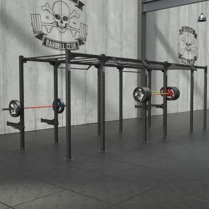Stanowisko treningu funkcjonalnego ATX® R4F-BRI-L-04 | Functional RIG 4.0 ATX - 2 | klubfitness.pl | sprzęt sportowy sport equip