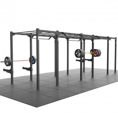 Stanowisko treningu funkcjonalnego ATX® R4F-BRI-L-04 | Functional RIG 4.0 ATX - 3 | klubfitness.pl | sprzęt sportowy sport equip