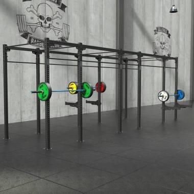 Stanowisko treningu funkcjonalnego ATX® R4F-STD-H-03 | Functional RIG 4.0 ATX - 2 | klubfitness.pl | sprzęt sportowy sport equip