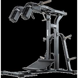 Prasa pionowa do przysiadów ATX® SQM-650   wolne obciążenia ATX - 1   klubfitness.pl   sprzęt sportowy sport equipment
