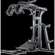 Prasa pionowa do przysiadów ATX® SQM-650 | wolne obciążenia ATX - 1 | klubfitness.pl | sprzęt sportowy sport equipment
