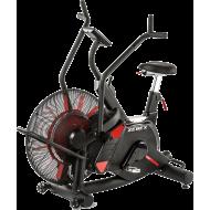 Rower crossfit Xebex® Magnetic Air Bike | opór magnetyczno-powietrzny Xebex Fitness - 1 | klubfitness.pl | sprzęt sportowy sport