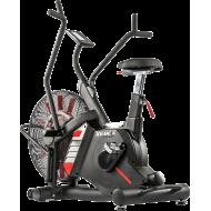 Rower crossfit Xebex® Magnetic Air Bike | opór magnetyczno-powietrzny Xebex Fitness - 5 | klubfitness.pl | sprzęt sportowy sport