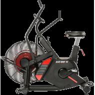 Rower crossfit Xebex® Magnetic Air Bike | opór magnetyczno-powietrzny Xebex Fitness - 6 | klubfitness.pl | sprzęt sportowy sport