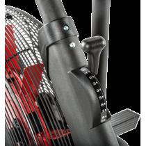 Rower crossfit Xebex® Magnetic Air Bike | opór magnetyczno-powietrzny Xebex Fitness - 10 | klubfitness.pl | sprzęt sportowy spor