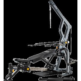 Atlas ATX® WSX-670 Triplex | na wolne obciążenia | izolowane ramiona ATX® - 1 | klubfitness.pl