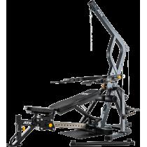 Atlas treningowy na wolne obciążenia ATX® WSX-670 Triplex | izolowane ramiona ATX® - 1 | klubfitness.pl | sprzęt sportowy sport