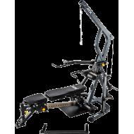 Atlas treningowy na wolne obciążenia ATX® WSX-670 Triplex | izolowane ramiona ATX® - 3 | klubfitness.pl | sprzęt sportowy sport