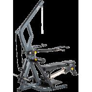 Atlas treningowy na wolne obciążenia ATX® WSX-670 Triplex | izolowane ramiona ATX® - 4 | klubfitness.pl | sprzęt sportowy sport
