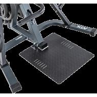 Atlas treningowy na wolne obciążenia ATX® WSX-670 Triplex | izolowane ramiona ATX® - 5 | klubfitness.pl | sprzęt sportowy sport