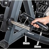 Atlas treningowy na wolne obciążenia ATX® WSX-670 Triplex | izolowane ramiona ATX® - 11 | klubfitness.pl | sprzęt sportowy sport