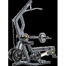 Atlas treningowy na wolne obciążenia ATX® WSX-670 Triplex | izolowane ramiona ATX® - 12 | klubfitness.pl | sprzęt sportowy sport