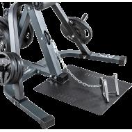 Stanowisko na wolne obciążenia ATX® Triplex | izolowane ramiona | wyciąg linowy ATX® - 5 | klubfitness.pl | sprzęt sportowy spor
