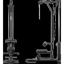 Wyciąg linowy ATX® LSW-630 Lat Machine | wyciąg górny dolny | stos 115kg ATX® - 2 | klubfitness.pl