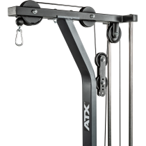 Wyciąg linowy ATX® LSW-630 Lat Machine | wyciąg górny dolny | stos 115kg ATX® - 6 | klubfitness.pl