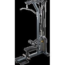 Wyciąg linowy ATX® LSW-630 Lat Machine | wyciąg górny dolny | stos 115kg ATX® - 9 | klubfitness.pl