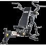 Ławka treningowa izolowane ramiona ATX® LMP-650 | wolne obciążenia ATX - 1 | klubfitness.pl | sprzęt sportowy sport equipment