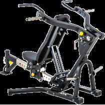 Ławka treningowa izolowane ramiona ATX® LMP-650 | wolne obciążenia ATX® - 2 | klubfitness.pl