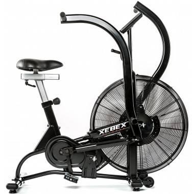 Rower crossfit Xebex® Magnetic Air Bike MG-3   opór magnetyczno-powietrzny Xebex Fitness - 4   klubfitness.pl   sprzęt sportowy