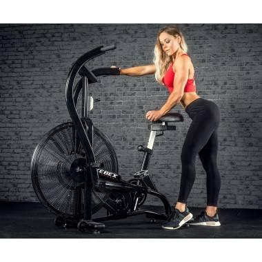 Rower crossfit Xebex® Magnetic Air Bike MG-3   opór magnetyczno-powietrzny Xebex Fitness - 2   klubfitness.pl   sprzęt sportowy