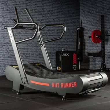 Bieżnia treningowa ATX® HIT-PRO-2000 Curved | profilowana | crossfit ATX® - 2 | klubfitness.pl