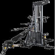 Atlas wielofunkcyjny ATX® MSX-690 Multiplex | izolowane ramiona | stos 100kg ATX® - 1 | klubfitness.pl | sprzęt sportowy sport e