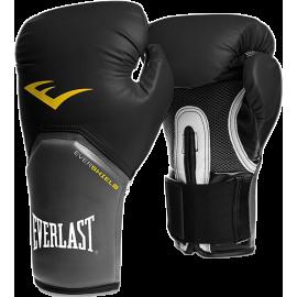 Rękawice bokserskie Everlast Pro Style Elite Training | czarne Everlast - 1 | klubfitness.pl | sprzęt sportowy sport equipment