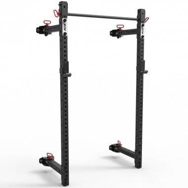 Brama składana do ściany ATX® FBR-750 Fold Back Rack | Half Rack ATX® - 1 | klubfitness.pl