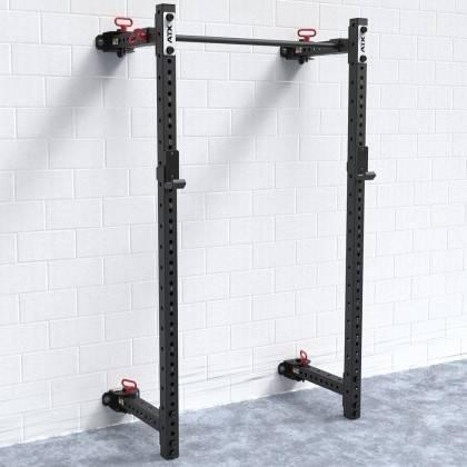 Brama składana do ściany ATX® FBR-750 Fold Back Rack | Half Rack ATX® - 2 | klubfitness.pl