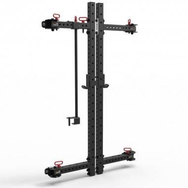 Brama składana do ściany ATX® FBR-750 Fold Back Rack | Half Rack ATX® - 3 | klubfitness.pl