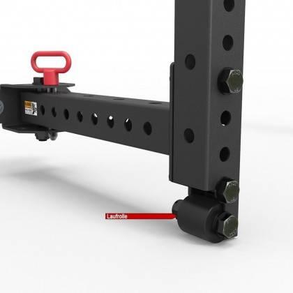 Brama składana do ściany ATX® FBR-750 Fold Back Rack | Half Rack ATX® - 4 | klubfitness.pl