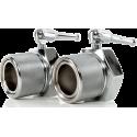 Zaciski olimpijskie na gryf 50mm Ironsports® V-50-PRO | Competition IRONSPORTS - 9 | klubfitness.pl