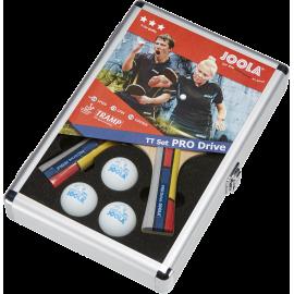 Zestaw do tenisa stołowego Joola Pro Drive 54816 | w aluminiowej walizce Joola - 1 | klubfitness.pl