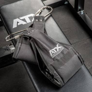 Podpory pod ramiona ATX® WLA-411 | mięśnie brzucha proste skośne ATX® - 3 | klubfitness.pl
