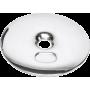 Obciążenie końcowe chromowane CHD® E-C-1650 0,5kg | do hantli stałej CHD® | California Heavy Duty - 1 | klubfitness.pl