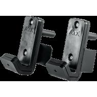 Uchwyty pod sztangę ATX® FH-T5-5000 J-Hooks   seria 500 ATX® - 1   klubfitness.pl