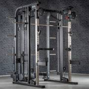 Brama z suwnicą Smith'a ATX® SCR-680-PL | wyciąg na wolne obciążenia ATX® - 2 | klubfitness.pl