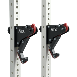 Uchwyty pod sztangę ATX® MLIFT-COP Monolift | wahadłowe ATX® - 1 | klubfitness.pl