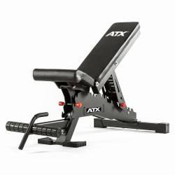 Ławka rzymska ATX® MBX-770 Utility Bench Pro | wielofunkcyjna ATX® - 3 | klubfitness.pl