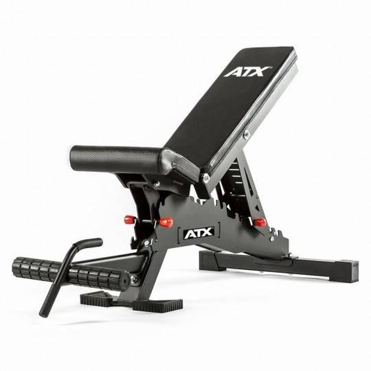 Ławka rzymska ATX® MBX-770 Utility Bench Pro | wielofunkcyjna ATX® - 1 | klubfitness.pl