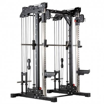 Brama z suwnicą Smith'a ATX® SCR-760-PL | wyciągi na wolne obciążenia ATX® - 1 | klubfitness.pl