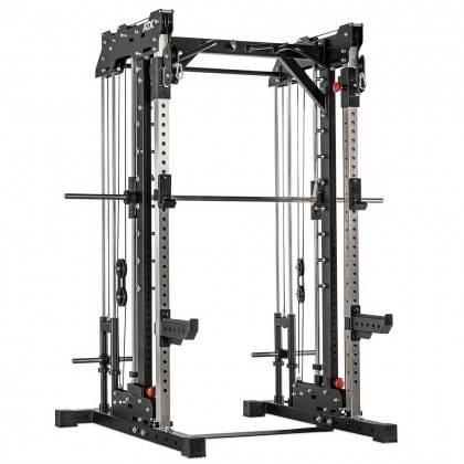 Brama z suwnicą Smith'a ATX® SCR-760-PL | wyciągi na wolne obciążenia ATX® - 5 | klubfitness.pl