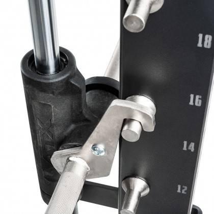 Brama z suwnicą Smith'a ATX® SCR-760-PL | wyciągi na wolne obciążenia ATX® - 11 | klubfitness.pl