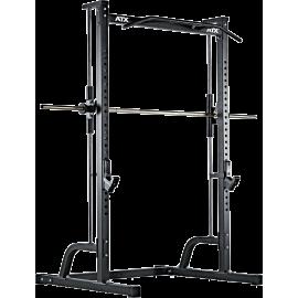 Brama Free Rack z suwnicą Smith'a ATX® MPX-620 | drążek multigrip ATX® - 1 | klubfitness.pl